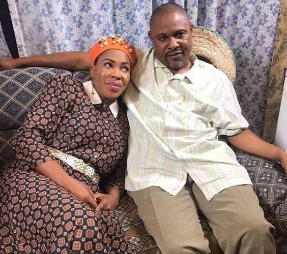 Fathia Williams and Ex-Husband, Saidi Balogun reunite after 13yrs apart (Photos)