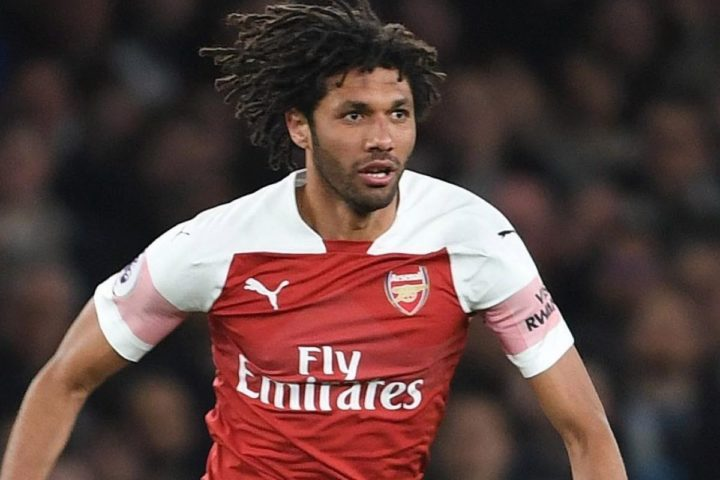Dead Body Found In Arsenal Midfielder, Elneny's House