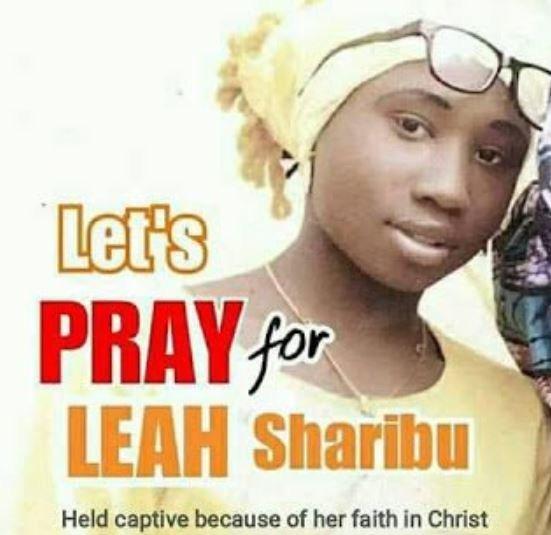 BREAKING NEWS! Boko Haram Long Captive, Leah Sharibu, Is Dead (Nigerians React)
