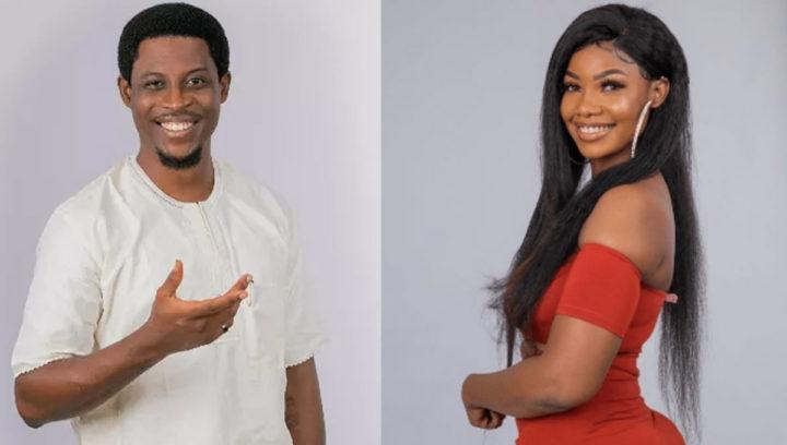 BBNaija: How housemates reacted to Tacha, Seyi's return to house