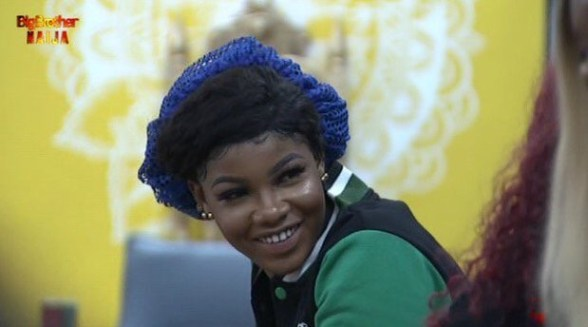 #Bbnaija: SymplyTacha Emerges Winner Of Day 3 Challenge