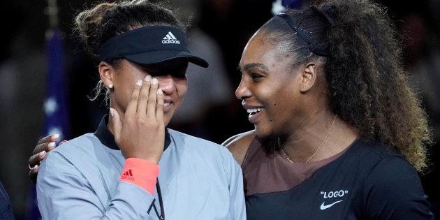 Serena Williams Defeats Naomi Osaka