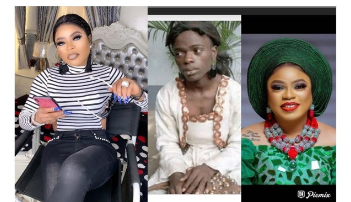 If This My Throwback Photo Doesn't Inspire You, Then You'll Die In Poverty – Bobrisky