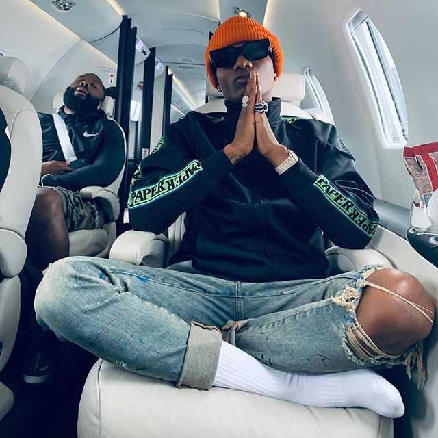 New Music in Five Years – Wizkid Reveals