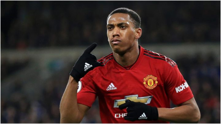 EPL: Martial, Maguire, others get new shirt numbers as Man Utd announce 2019/20 squad [Full list]