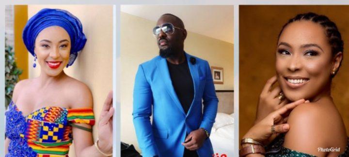 Jim Iyke & Pretty Ghanaian Actress' Sex Scene That Broke Internet (Pix)