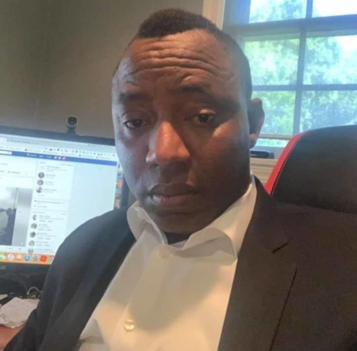 Nigerians React To Sowore's Arrest, As #FreeSowore Trends On Twitter