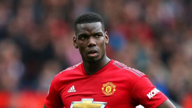 Check Out Man Utd's Paul Pogba's Amazing Car Collection (Photos)