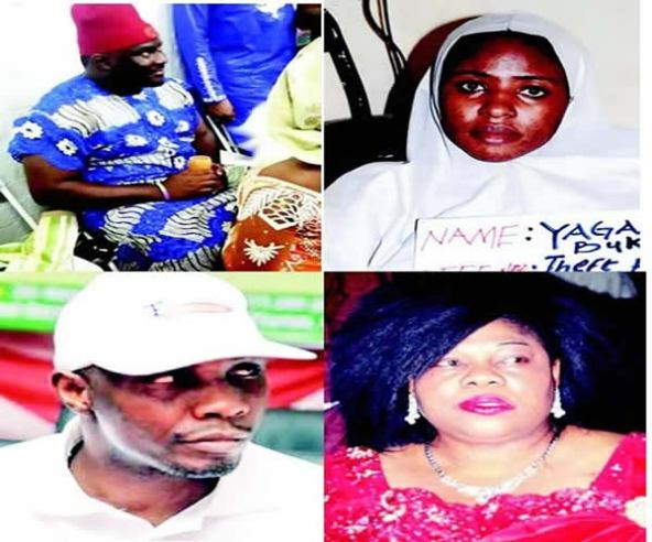 10 Most Wanted People Hiding From Nigeria's Security Agencies (Photos)