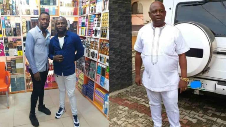 Image result for Man Loses His Father And Shop To Ochanja Market, Onitsha Fire (Photo)