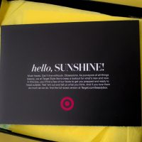 Unboxing April Target Beauty Box