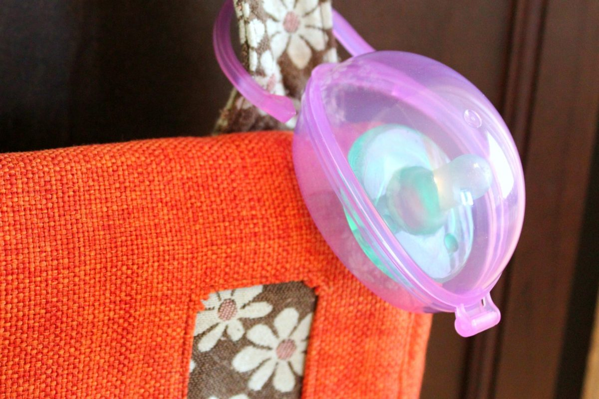 2 Amazing uses for the Purifyou Premium Pacifier Cases!
