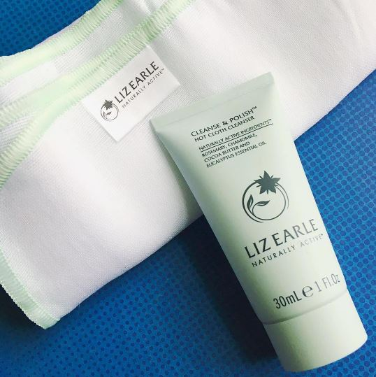 Liz Earle Cleanse & Polish Hot Cloth Cleanser