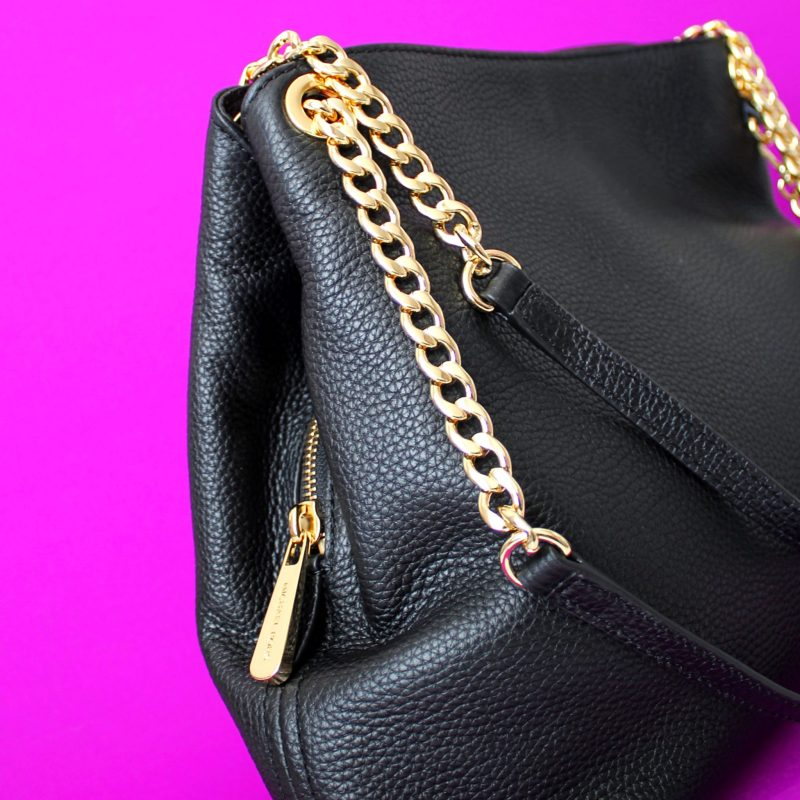 Michael Kors Jet Set Shoulder Bag Review & Unboxing