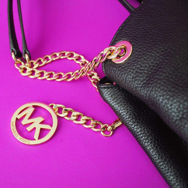 Michael Kors MK gold Key fob