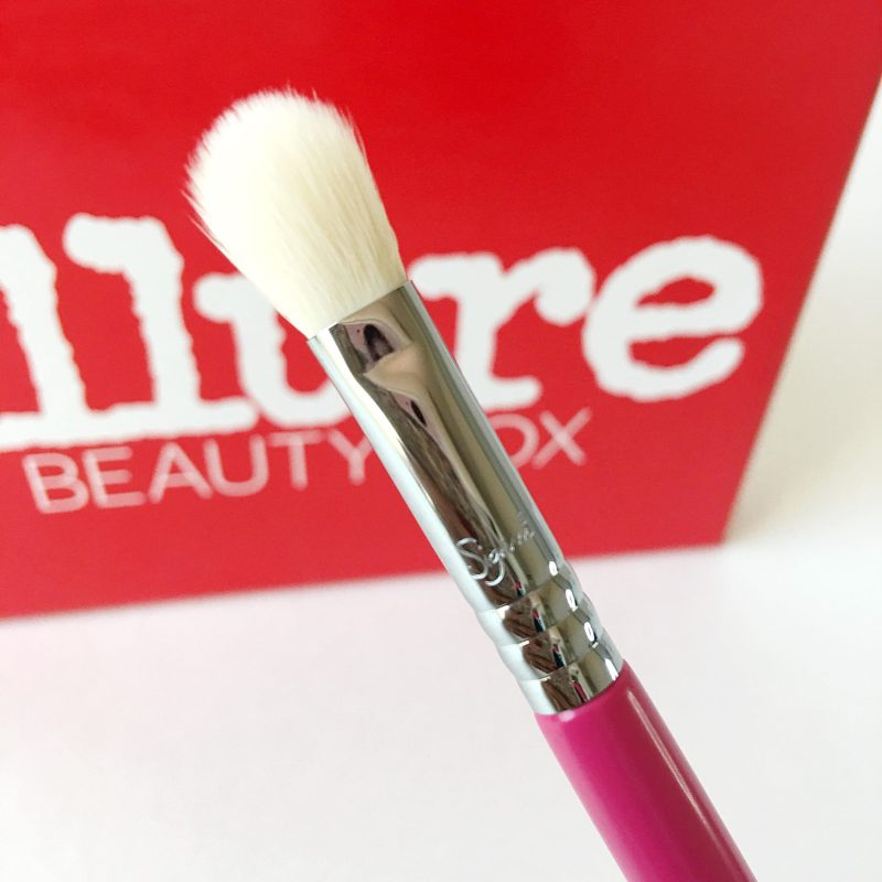 Sigma E25 Blending Brush Review - Allure Beauty Box