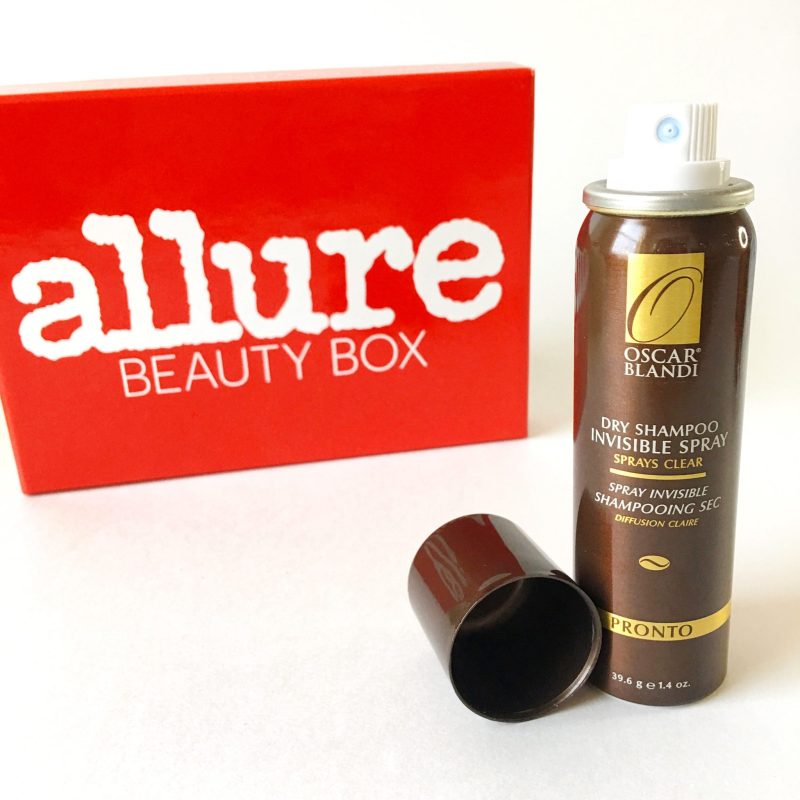 Oscar Blandi Dry Shampoo Review - Allure Beauty Box