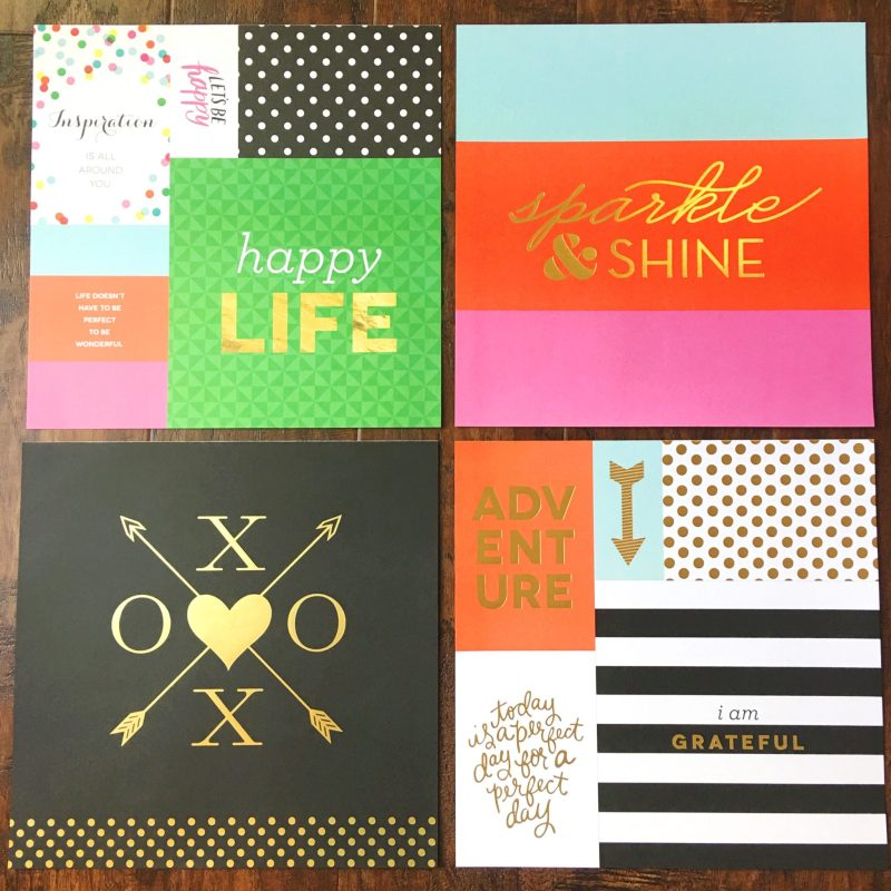 Mambi Book of Specialty Cardstock Review