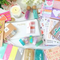 The Cutest Spring Planner Haul: Target Dollar Spot March 2017
