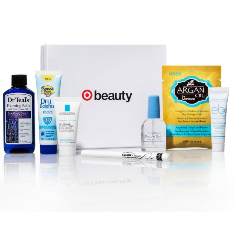 April Target Beauty Box 2017