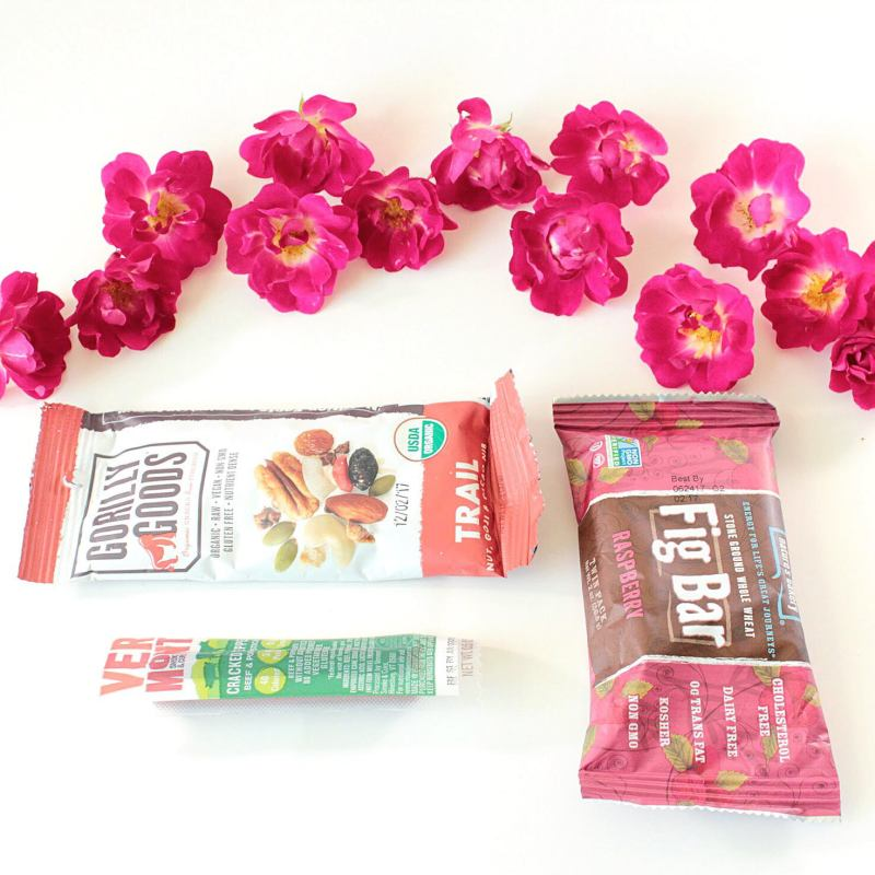 Best Healthy Snacks - Free Products for Bloggers