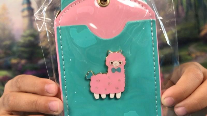 Blippo Kawaii Llama wallet
