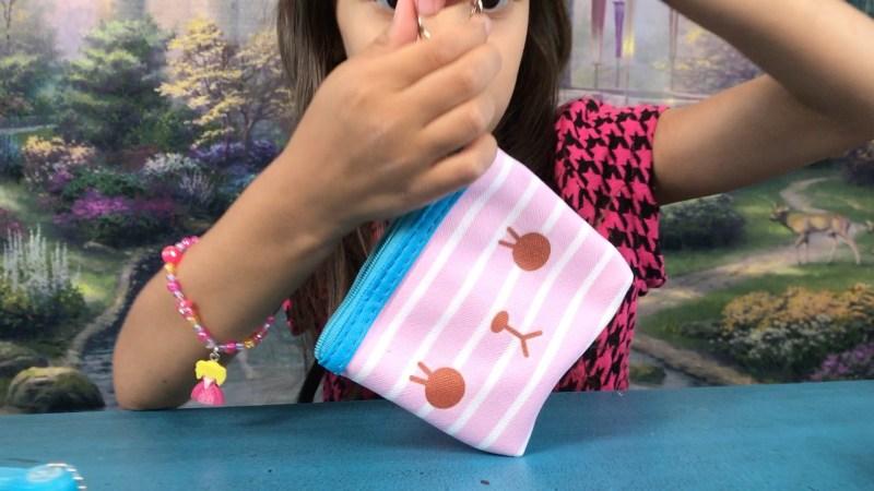 Blippo Kawaii kitty purse
