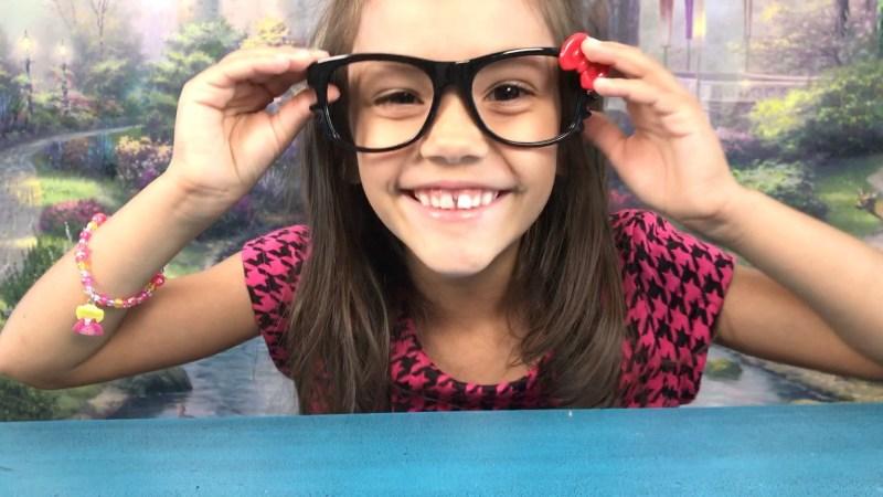 Blippo Kawaii Hello Kitty Glasses