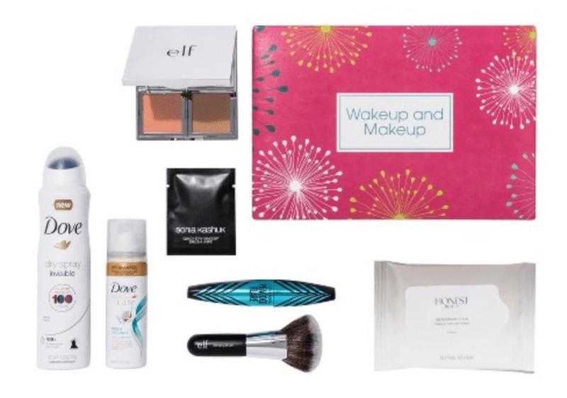 Target Beauty Box 2018 Wakeup and Makeup