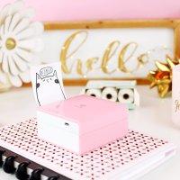 Best Mini Sticker Printer: Phomemo Pocket Printer Review