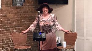 Donna Storytelling at Hanson Hub