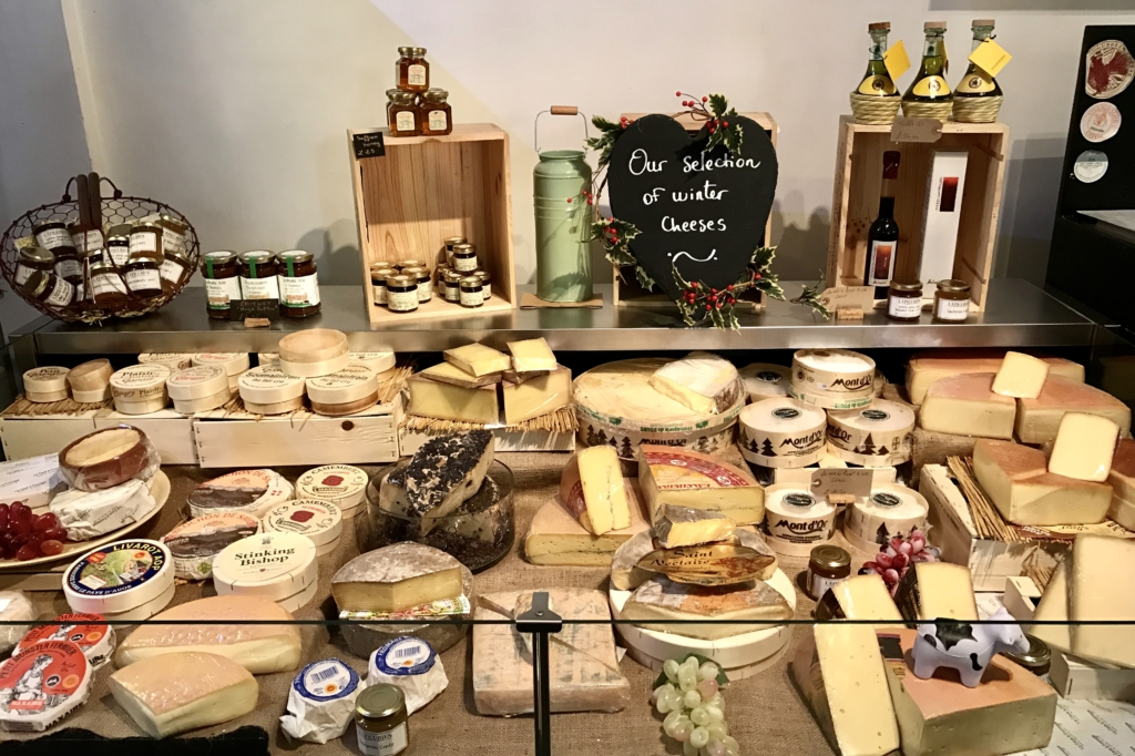 Cheese Notting Hill