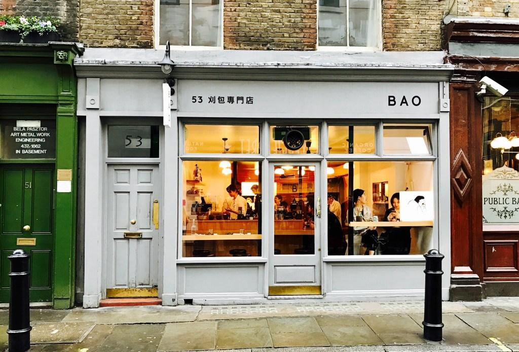 Bao Soho London