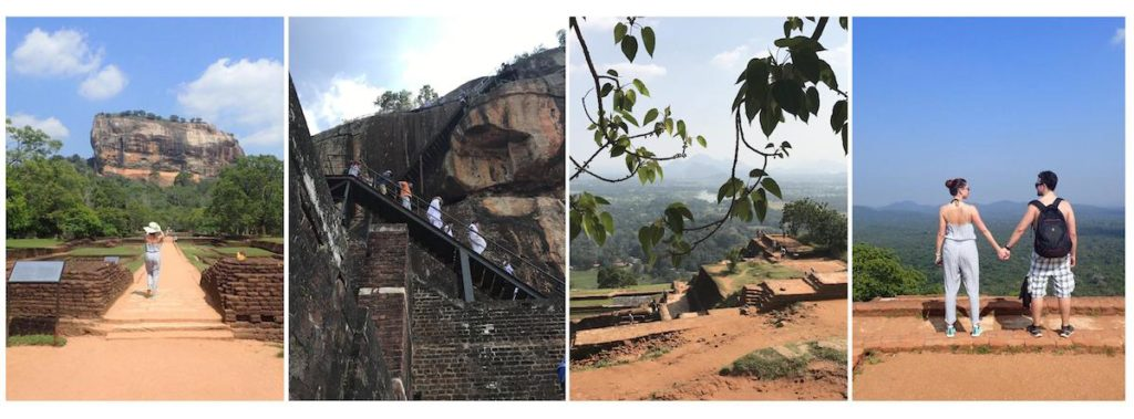 Sigiriya Lion Rock - Sri Lanka weekend - Club Elsewhere - The World's Travel Diary edited by Rosie Bell - A guest post by Lara Olivia Miss Portmanteau