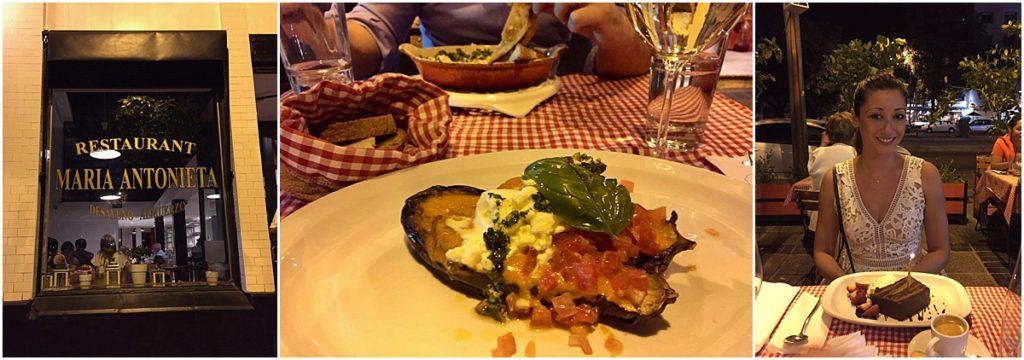 Dinner Mendoza City
