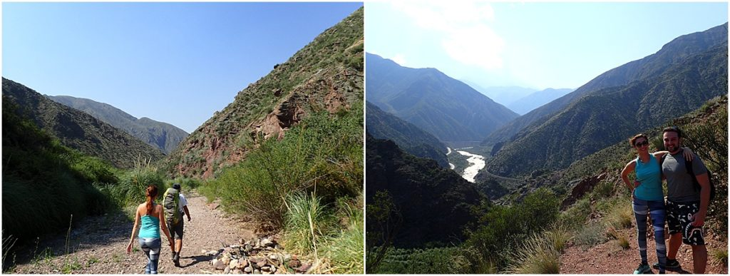 Argentina Rafting Hike