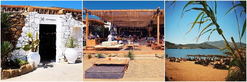 Alemagou at Ftelia Beach