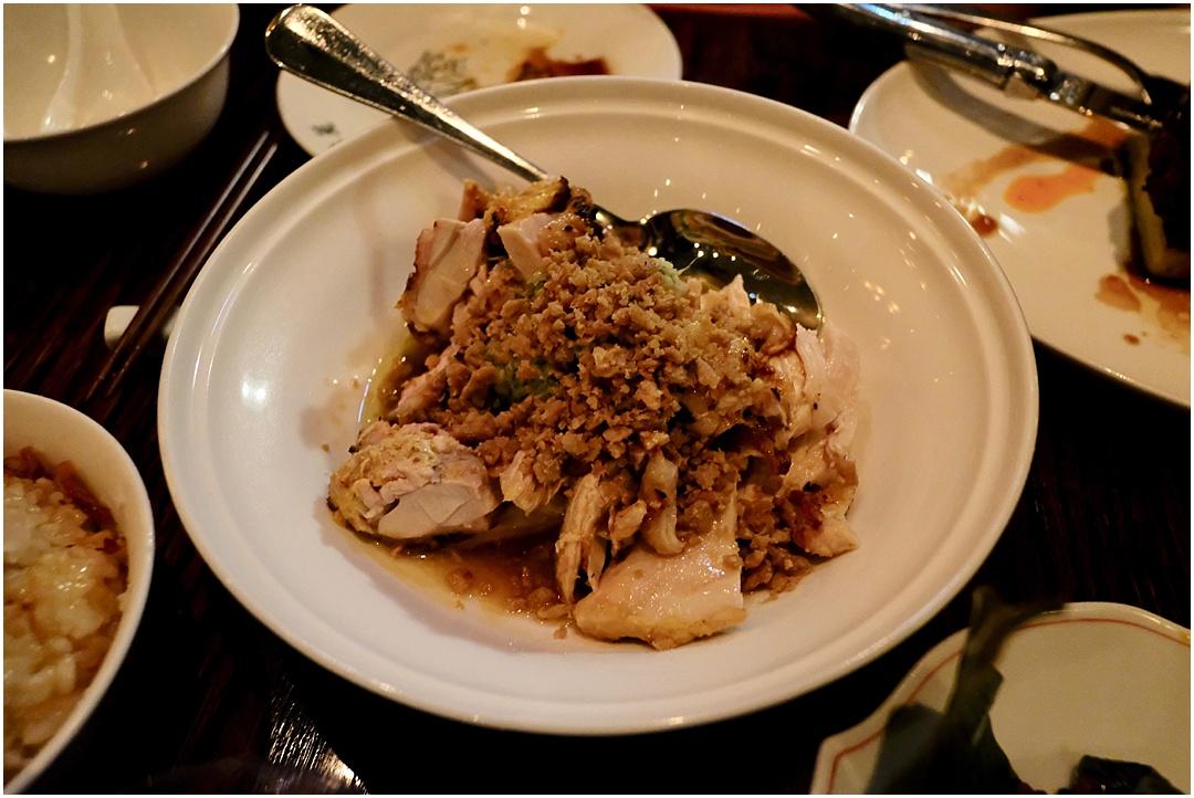 Xu London chicken