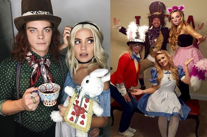 Alice in Wonderland Halloween Costume