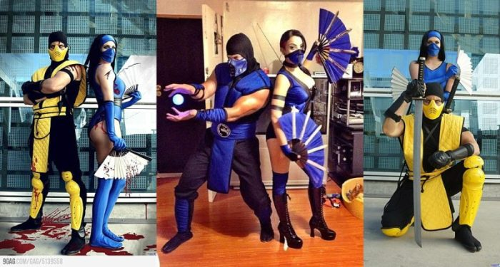 Mortal Kombat Halloween Costume