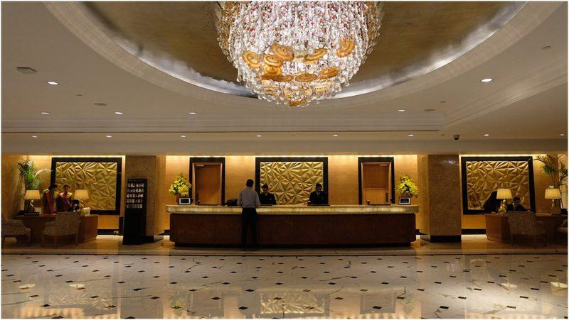 Shangri La Lobby