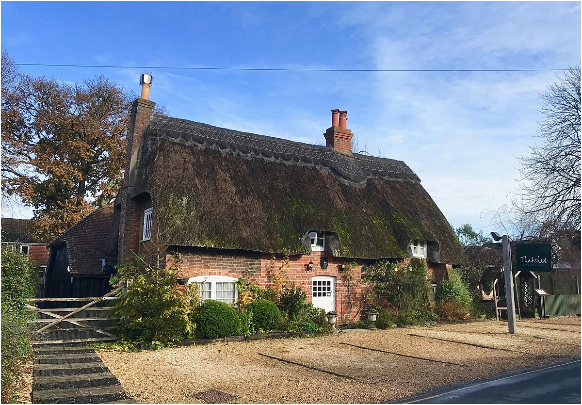 Thatched Hotel New Forest