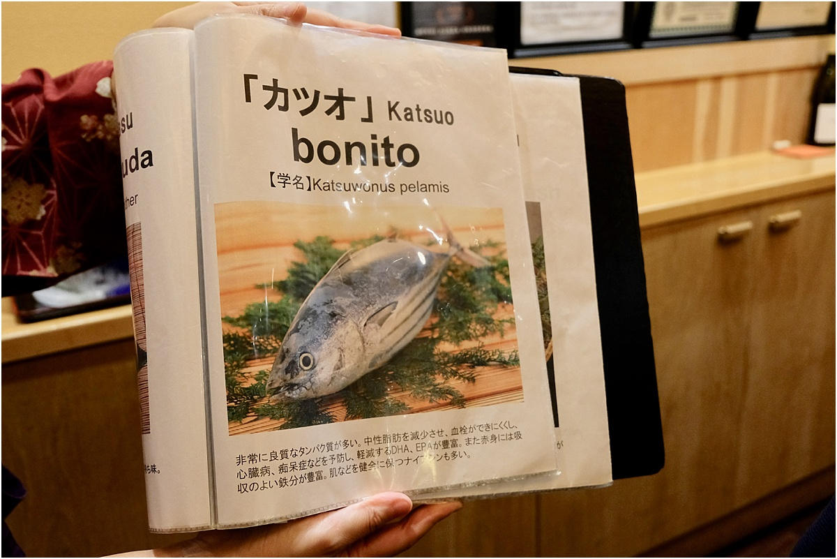 Fish Dictionary