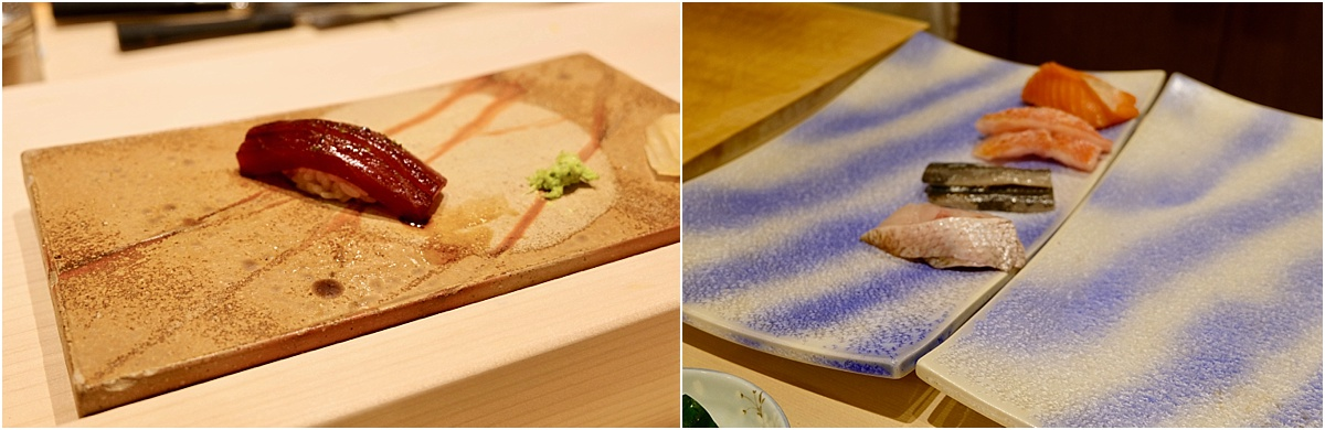 Nigiri making