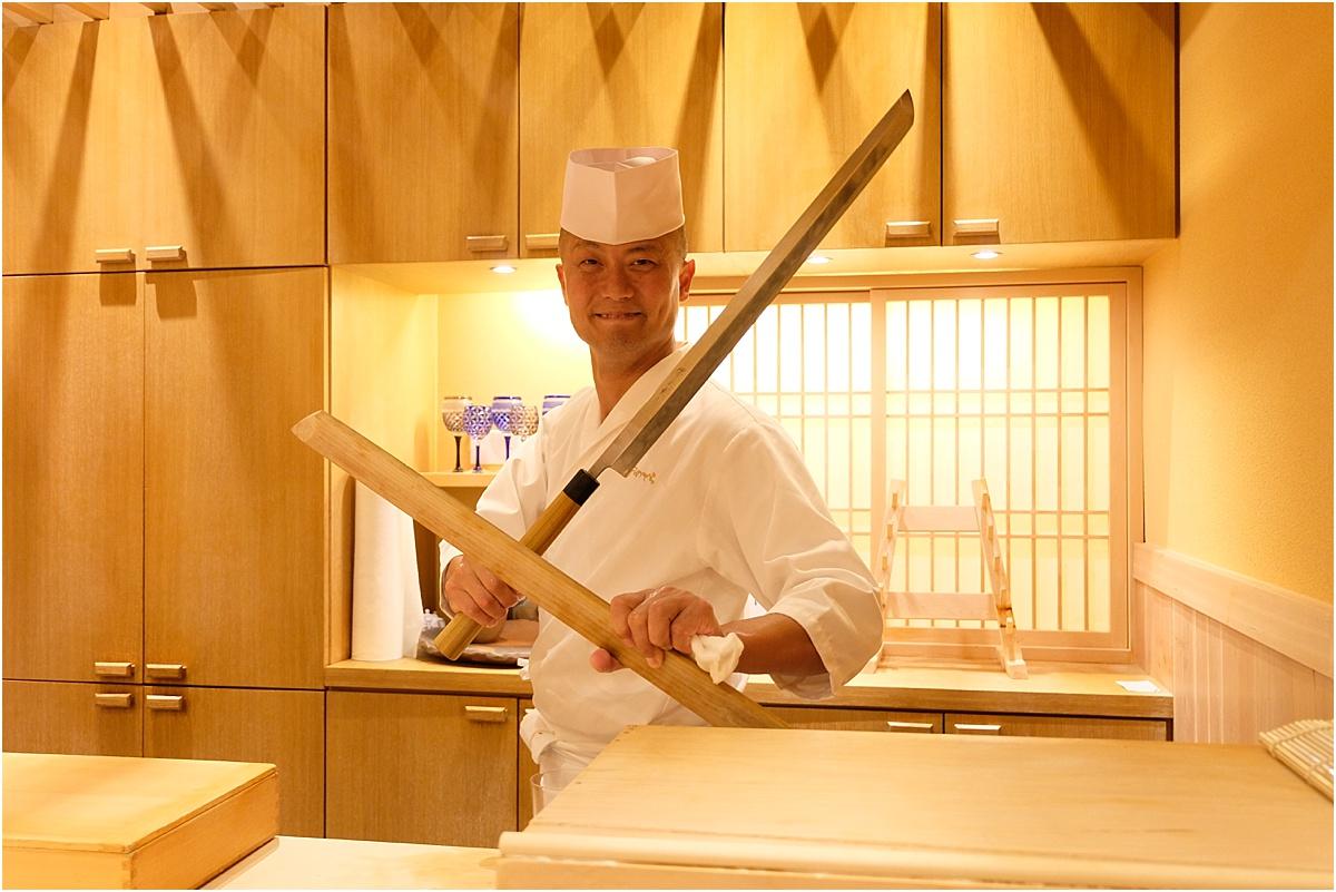 Itamae Akifumi Sakagami