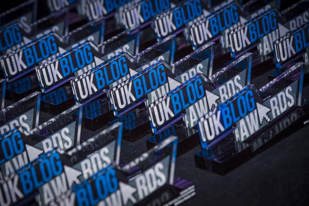 UK Blog Awards 2018