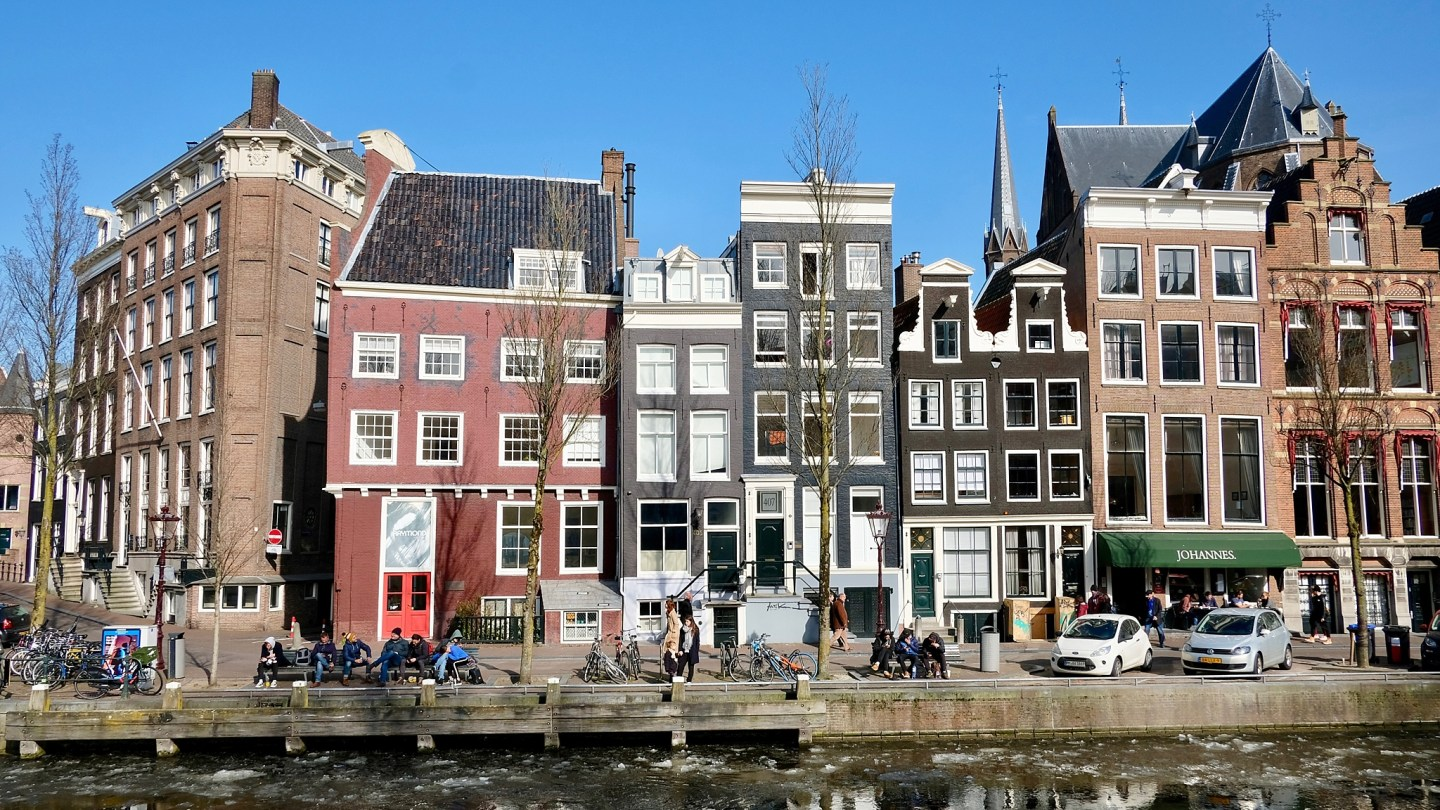 How to Spend A Relaxed Weekend in Amsterdam