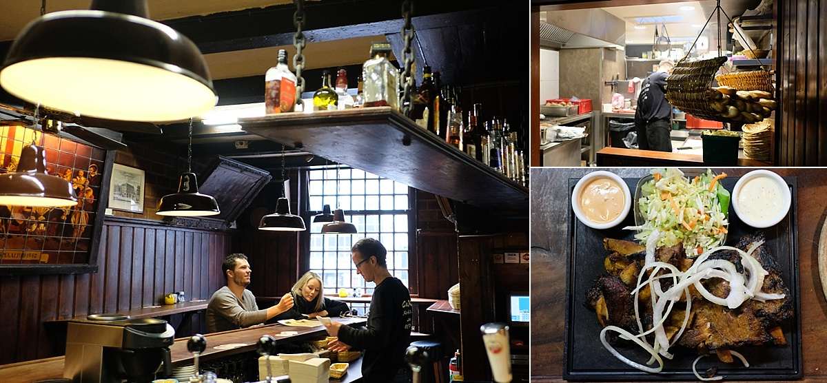 Cafe de Klos Amsterdam Spare Ribs