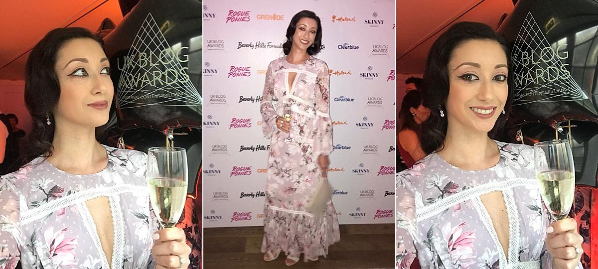 UK Blog Awards Lifestyle Finalist