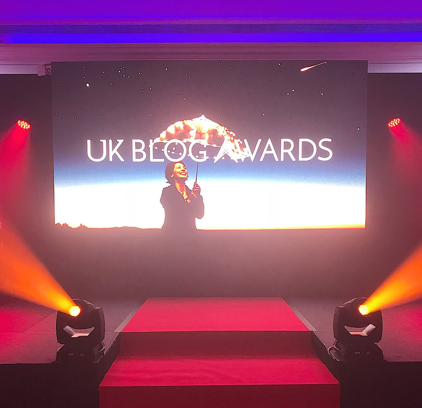 The Scoop on the UK Blog Awards 2018